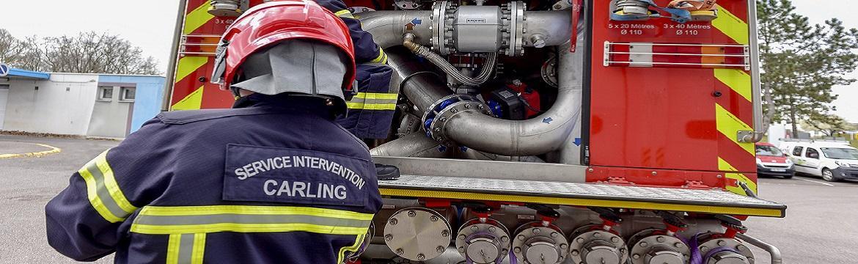 La sécurité pompiers